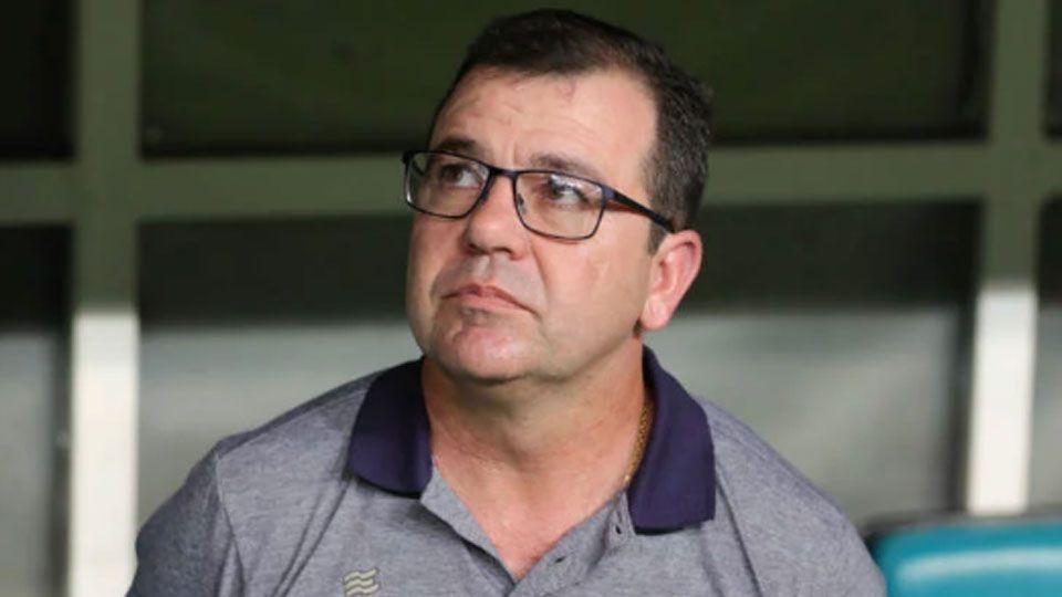 Enderson Moreira é o substituto de Lisca no comando do Ceará