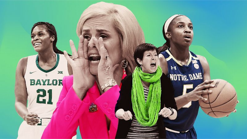 Odes to women's basketball teams Baylor and Notre Dame