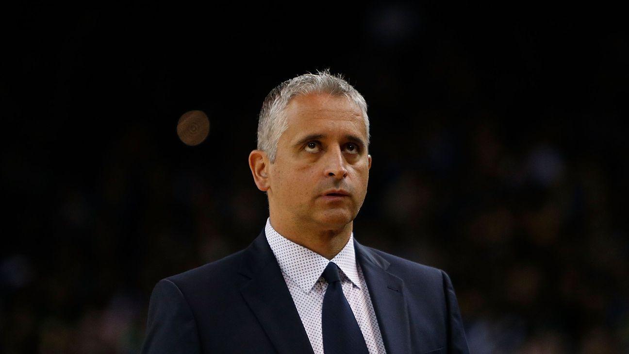 Fuentes: Suns despiden a coach Igor Kokoskov luego de una temporada