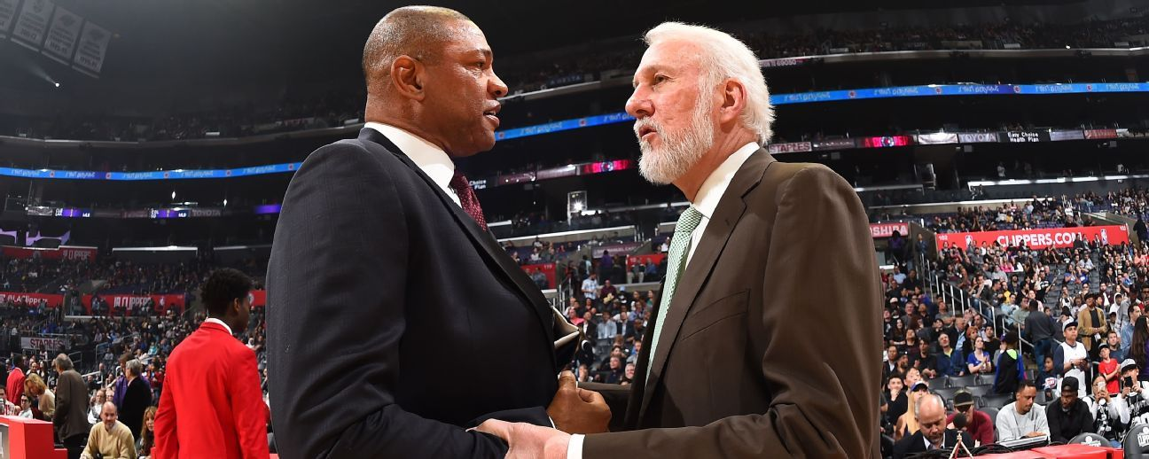 Gregg Popovich e sua incrível influência na NBA: seis técnicos dos playoffs trabalharam com ele