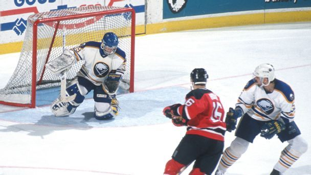 Dominik Hasek's 70-save playoff shutout: An oral history, 25 years later