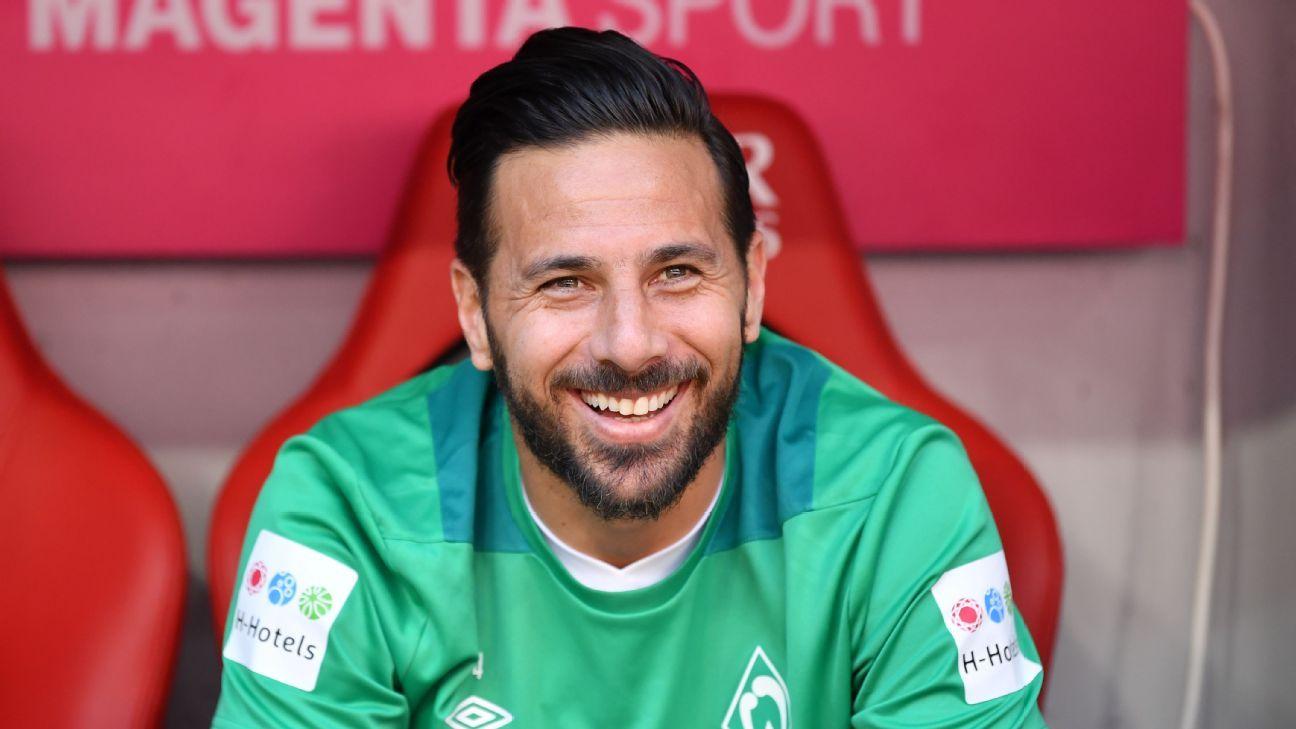 """Kovac: """"Pizarro es un ejemplo para su club y también para nosotros"""""""