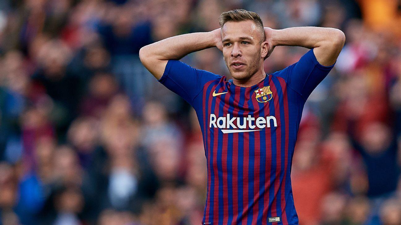 Barcelona: Arthur precisa recuperar sua melhor 'versão' para enfrentar Liverpool, diz jornal