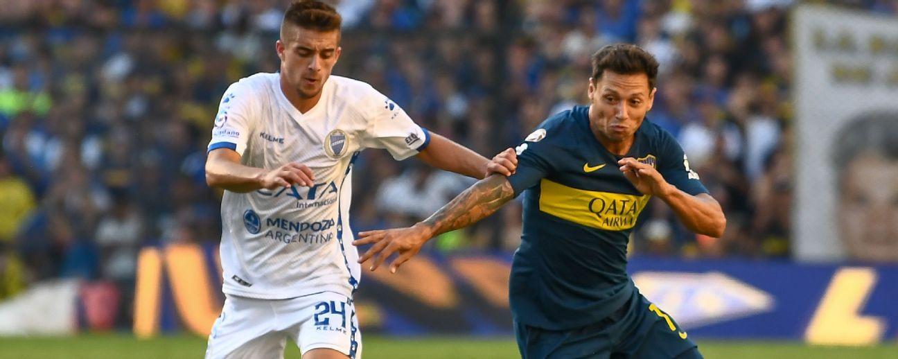 Boca arranca en la Copa de la Superliga ante Godoy Cruz