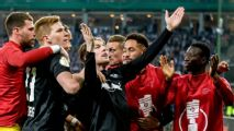 RB Leipzig eliminate Hamburg to reach first DFB Pokal final