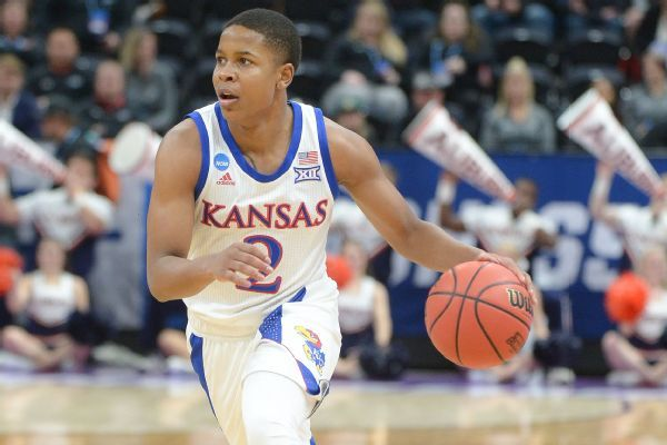 Former Kansas guard Moore transfers to DePaul
