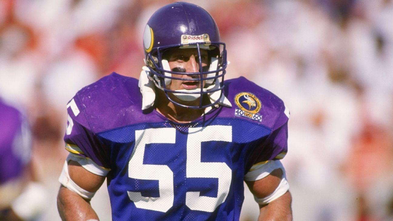 Scott Studwell se despide de Vikings tras 42 años con la organización