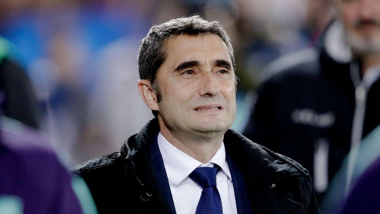 Ernesto Valverde ya comienza a sentirse campeón de La Liga