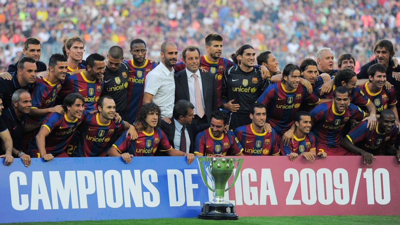 El inminente título de liga refuerza dominio del Barça en el siglo XXI