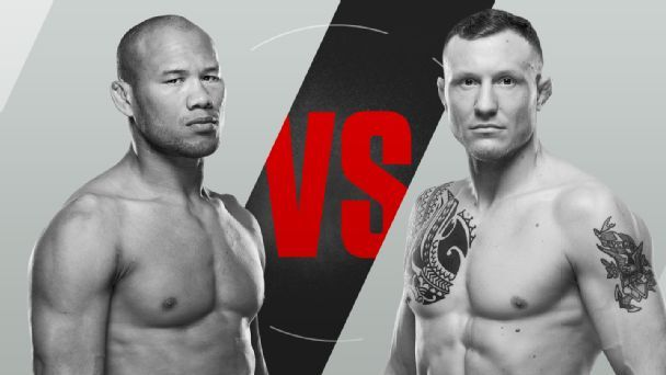 Win and in: Souza faces Hermansson with title shot on the line