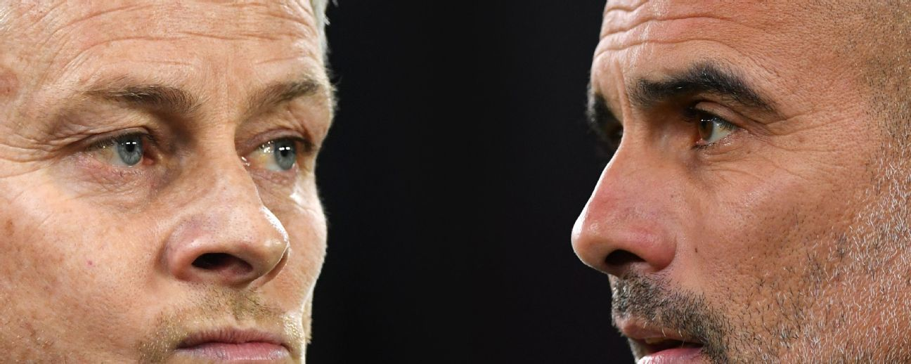 El derbi de Manchester, un calvario para United: si vence a City, podría entregarle la Premier League a Liverpool