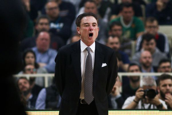 Pitino-led Panathinaikos' Euroleague bid ends
