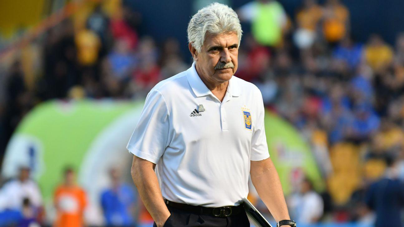 Ferretti y Tigres buscarán meterle presión a Rayados con un gol
