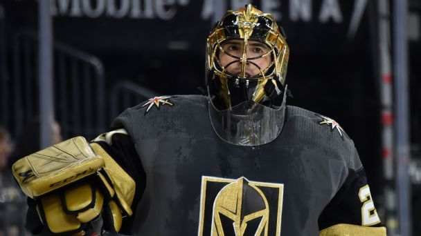 Looking ahead for the Golden Knights: Big piece needed on D