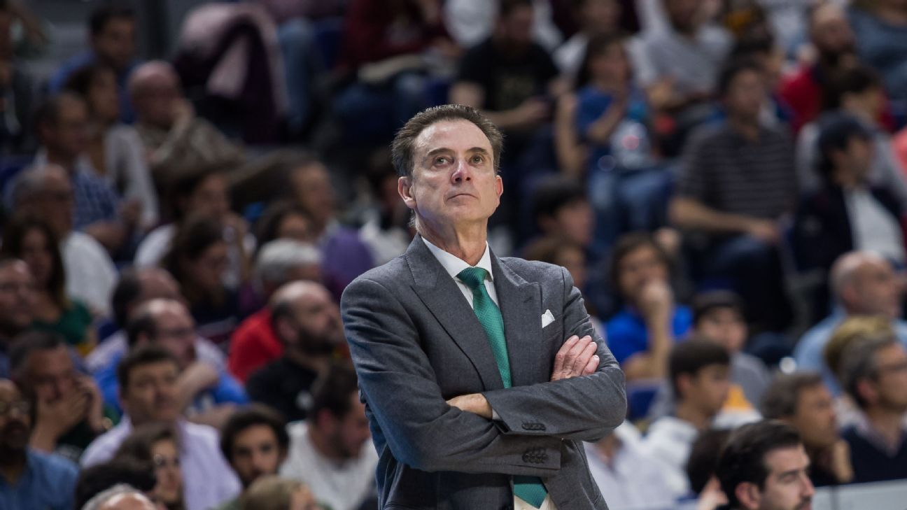 Concluye carrera del Panathinaikos de Rick Pitino en Playoffs de EuroLeague