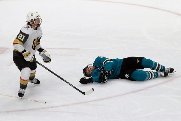 NHL apologizes to Vegas for major penalty call