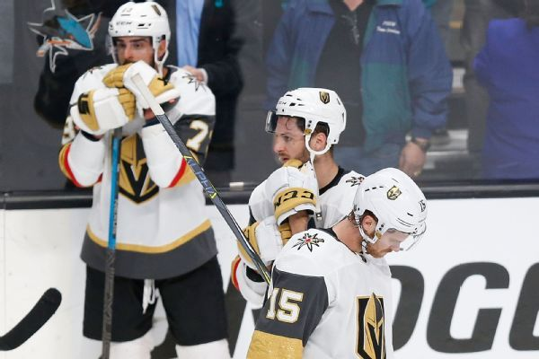Marchessault: Penalty on Vegas 'stole' Game 7
