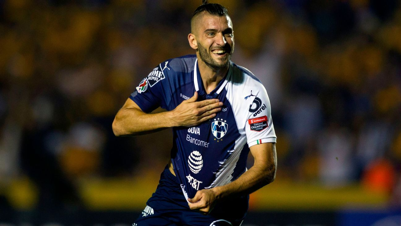 Monterrey gains slight advantage over Tigres in CONCACAF Champions League final