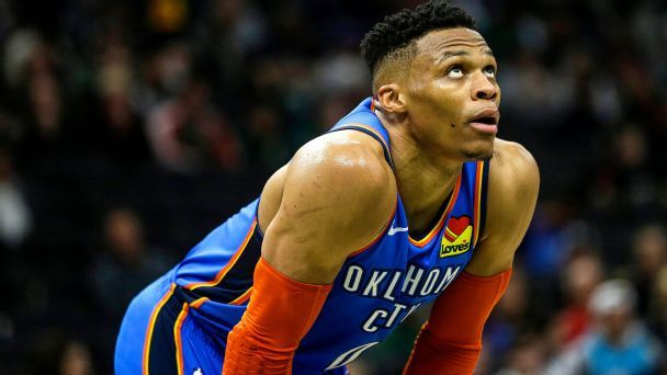 NBA playoff winners and losers: Russ, Dame and the Warriors