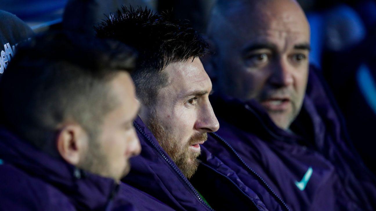 Barça: El título tendrá que esperar