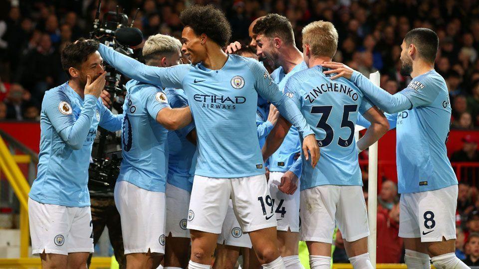 Manchester City vê chance de título na Premier League subir 15 pontos percentuais após vencer United