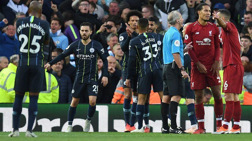 Jornal diz que Van Dijk será eleito o craque da Premier League; Liverpool e City dominam suposta seleção do campeonato
