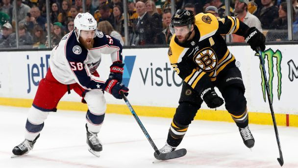 2019 Stanley Cup playoffs: Bruins vs. Blue Jackets series preview, pick