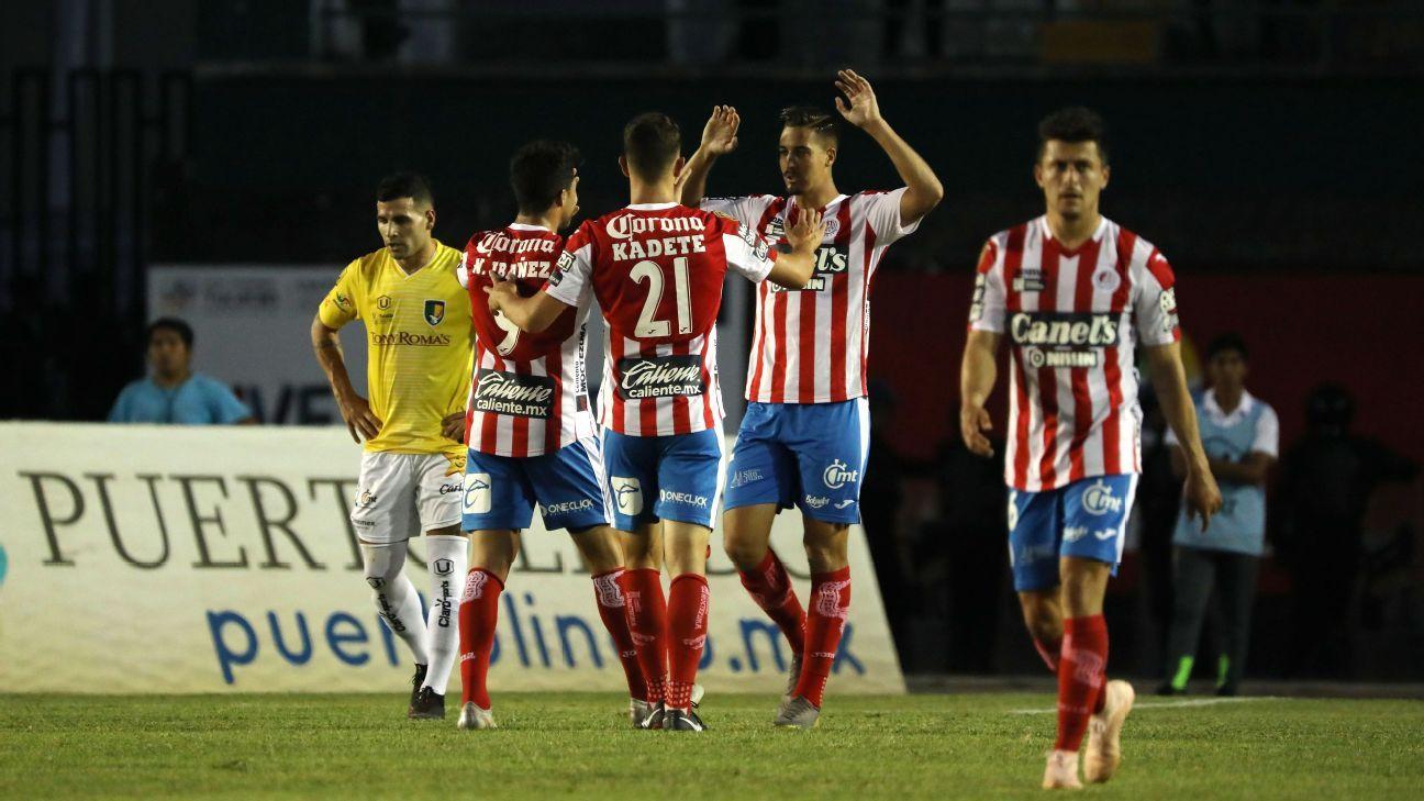 Crónica: Venados y Atlético San Luis empatan en primer duelo por pase a la final