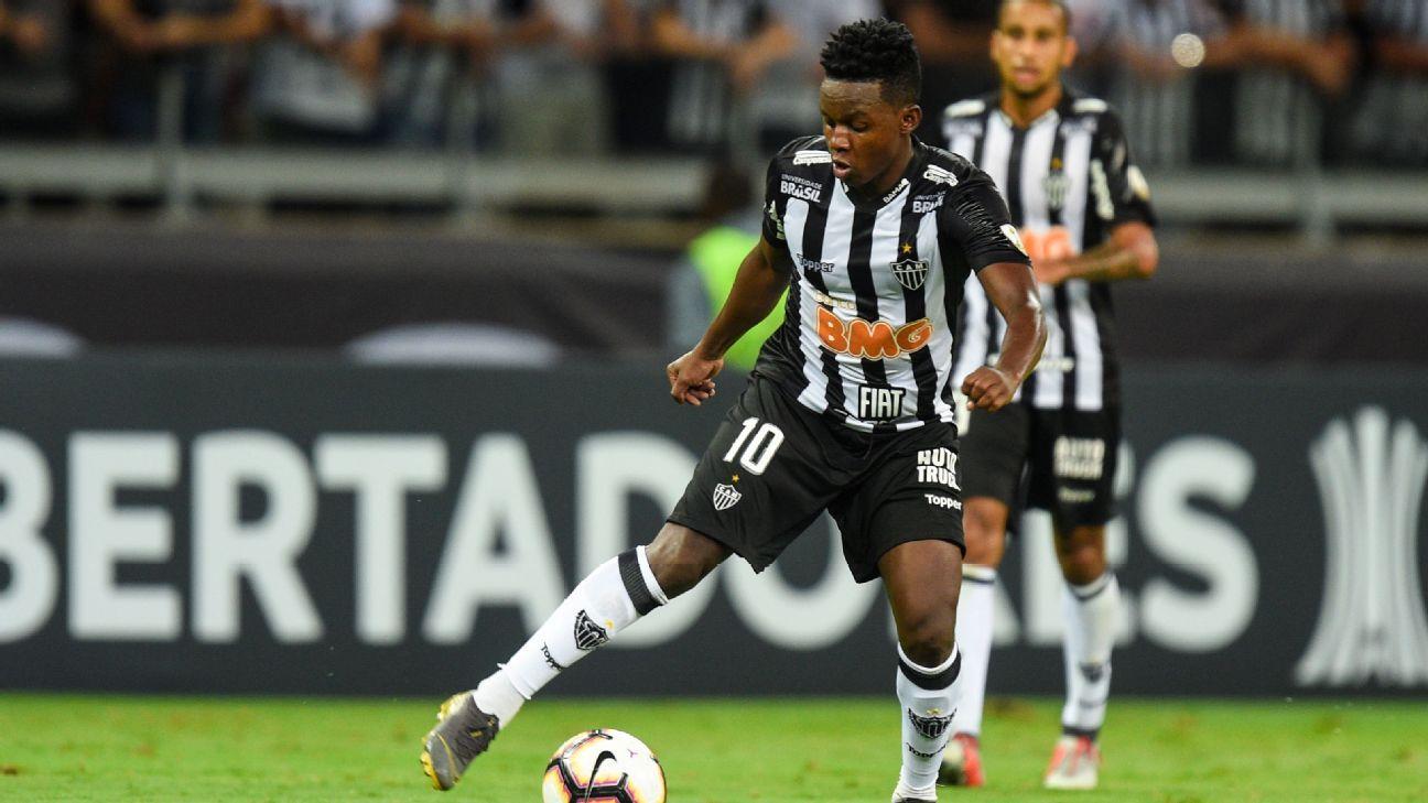Atlético Mineiro: Se recuperando de lesão, Cazares desabafa e dispara contra críticas: 'Parem de falar m...'