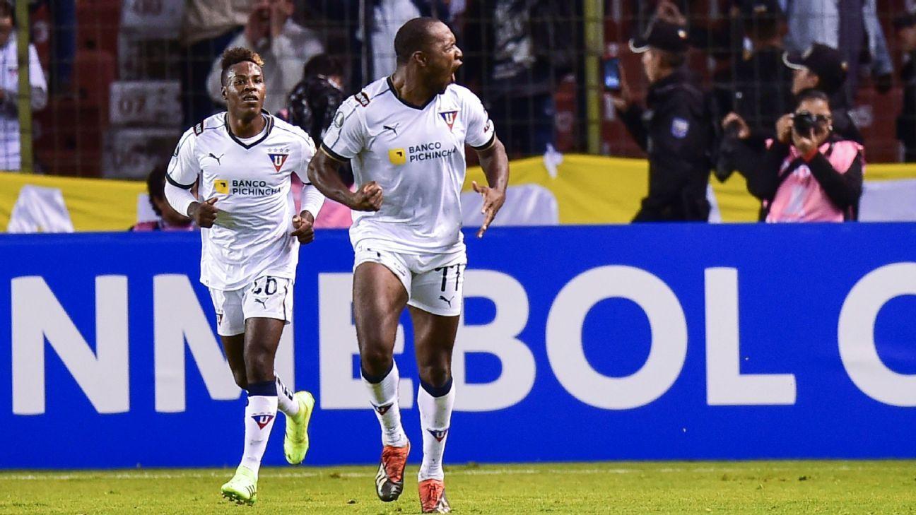 Flamengo perde da LDU, deixa vaga antecipada escapar e vai jogar a vida no Uruguai