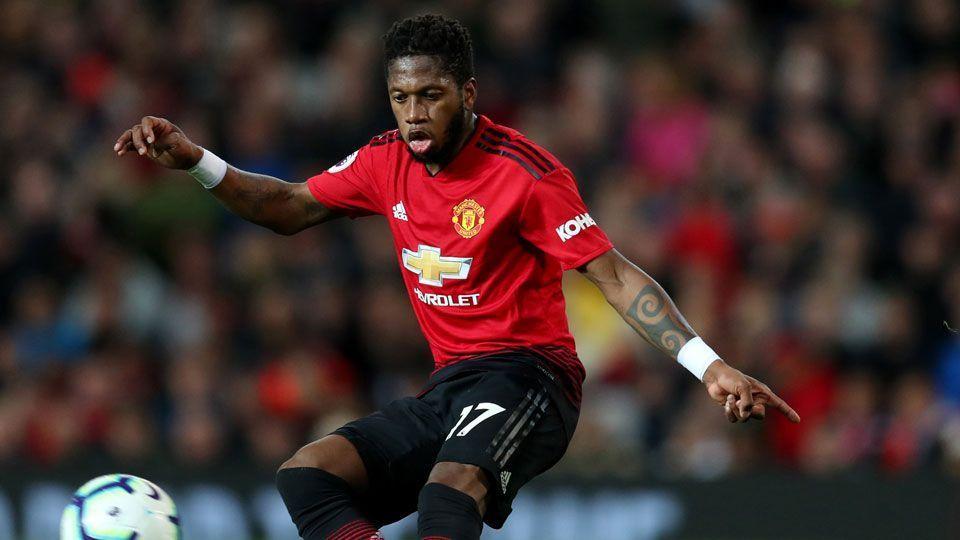 Lenda do Manchester United detona Fred por erro em gol do City: 'Está enganando'