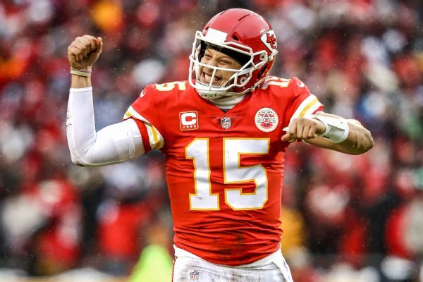 Chiefs' Mahomes named 'Madden 20' cover athlete