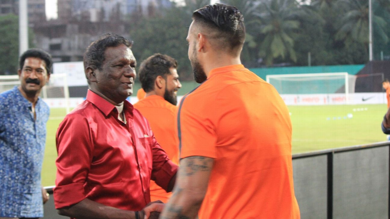 IM Vijayan at 50: Celebrating one of India's greatest