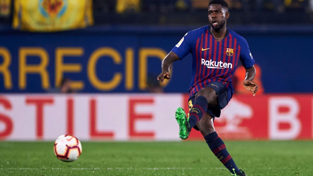 Umtiti no quiere dejar al Barcelona