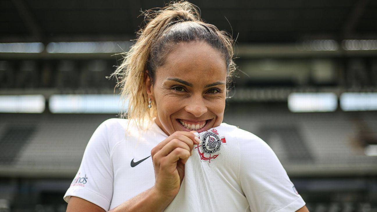 Corinthians vence o São José pelo Brasileiro Feminino e encosta no Flamengo