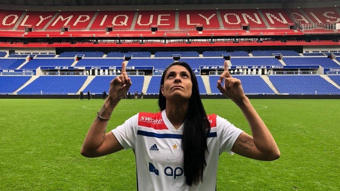 """Soledad Jaimes: """"Estoy viviendo lo que toda jugadora anhela"""""""
