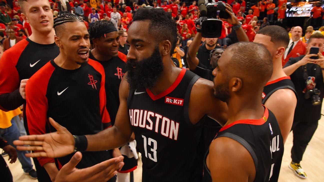 Los Rockets despegan el viernes a Oakland