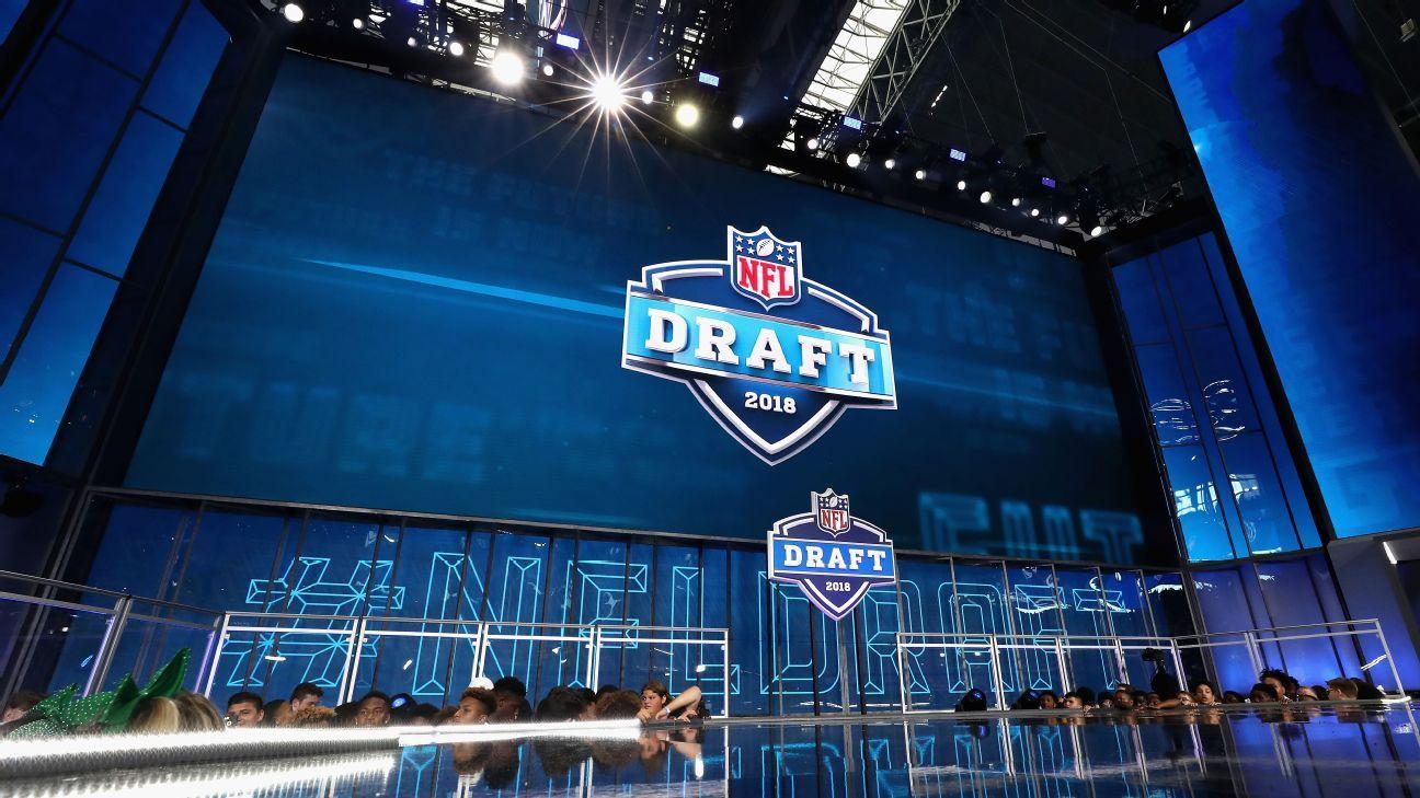 Draft da NFL 2019: Siga em tempo real todas as escolhas