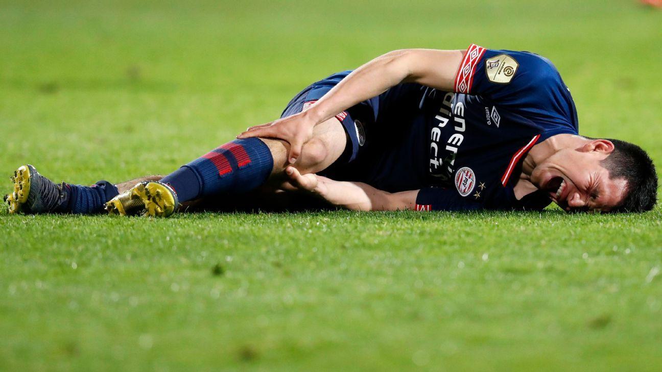 """Mark van Bommel: """"Sólo puedo esperar que no sea grave"""""""