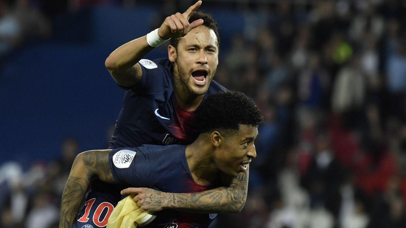 Neymar revela que gostaria de jogar com Hazard e faz promessa de voltar ao Santos no retorno ao Brasil