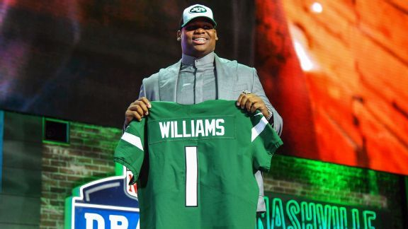 Jets expect Williams trio to revitalize defense -- Quinnen, Leonard and Gregg
