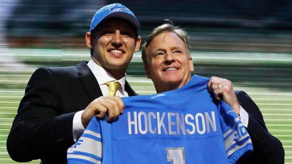 Detroit Lions' 2019 draft: Analysis for every pick