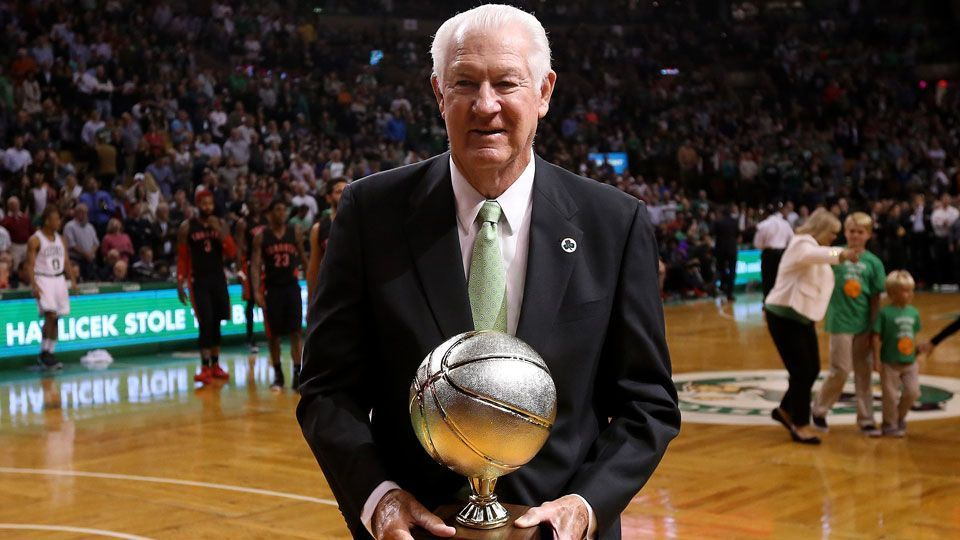John Havlicek, lenda do Boston Celtics, morre aos 79 anos
