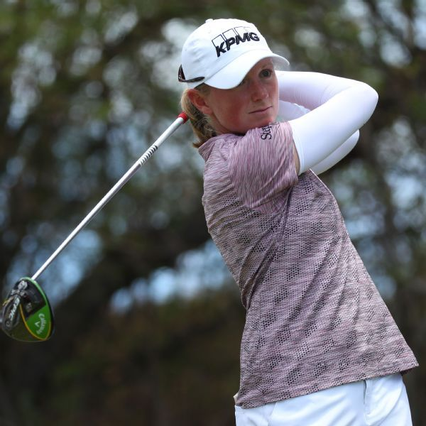Lewis, Green share first-round LA Open lead