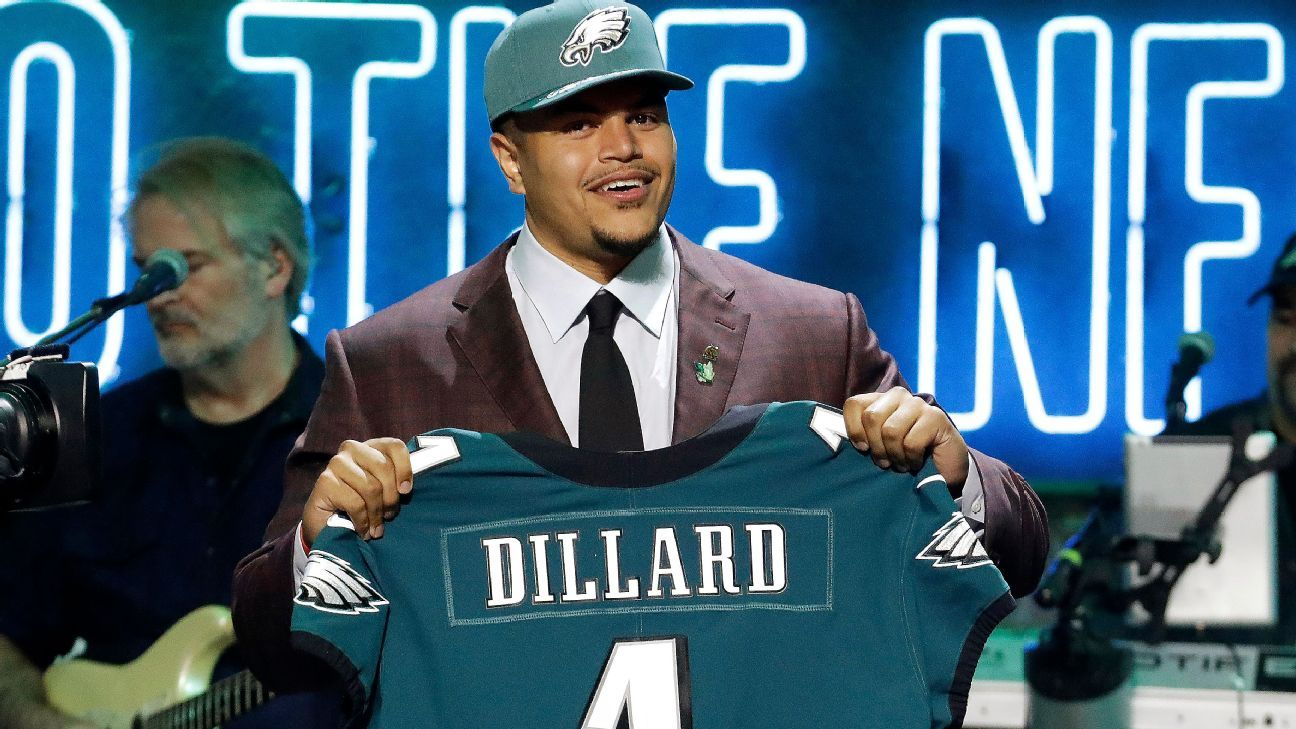 Philadelphia Eagles' 2019 draft: Analysis for every pick