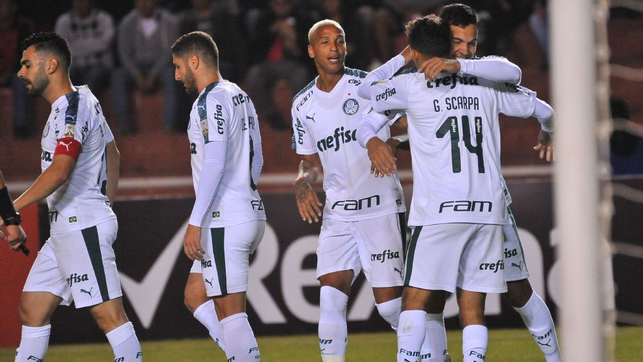 Palmeiras: 'Tivemos 15 dias para melhorar e mostramos isso', diz Gómez após goleada