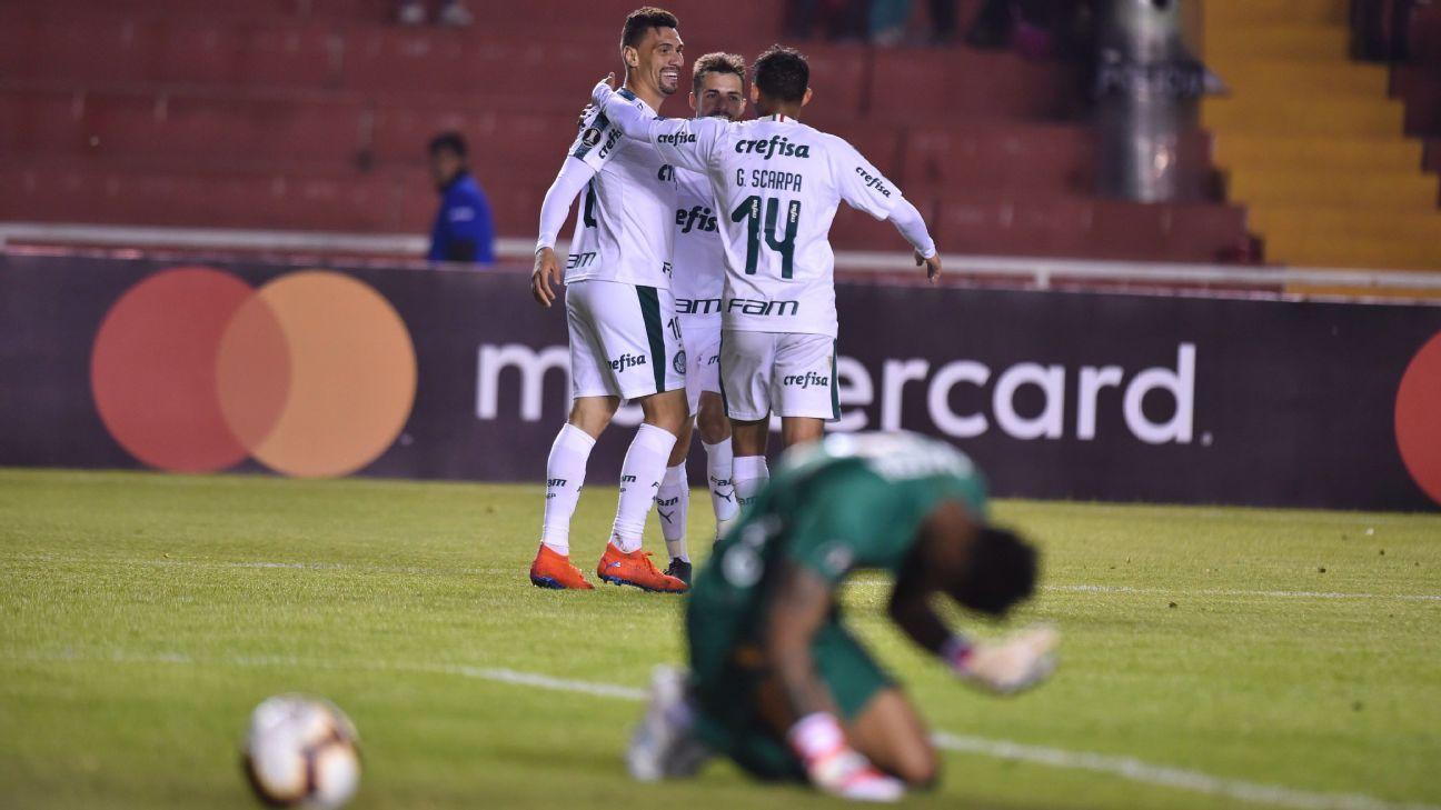 Palmeiras deu 'golpe de autoridade' em goleada de 4 a 0 no Melgar, diz imprensa peruana: 'Humilhante'