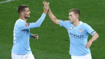 Melbourne City thrash Central Coast Mariners to round off regular season