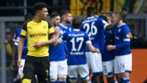 Dortmund's title hopes hit by shock home loss to Schalke