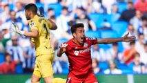Getafe left fuming with failed penalty appeals in defeat to Sociedad